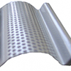 Round Strip Perforated Shutter